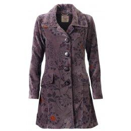 Nomads Esme Velvet Coat test