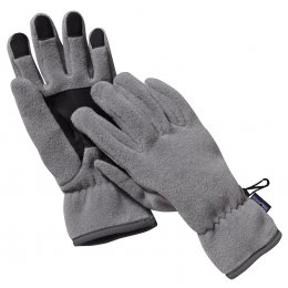 Patagonia Mens Synchilla Gloves test