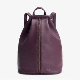 Matt & Nat Vegan Lawrence Mini Backpack - Grape test