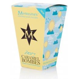 Montezuma's Zesty Caramel Bombes - 150g test