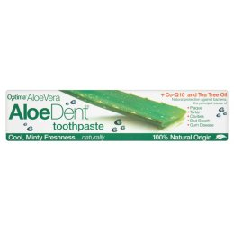 Aloe Vera Toothpaste With Q10 & Tea Tree - 100ml