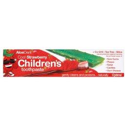 Children's Fluoride Free Toothpaste - Strawberry - 50ml test