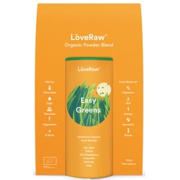 Love Raw Easy Greens Superfood Powder Blend - 150g