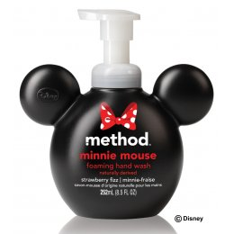 Method Minnie Mouse Foaming Handwash - Strawberry Fizz - 252ml test