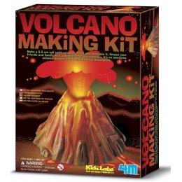 Kidz Labs Volcano Making Kit test