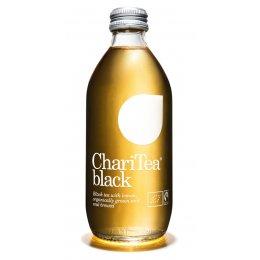 ChariTea Iced Black Tea with Lemon - 330ml test