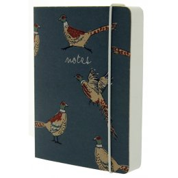 Woodland Trust Pheasant Notebook - A6 test