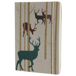 Woodland Trust Stag Notebook - A5 test