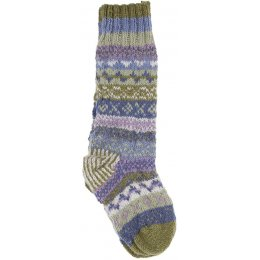 Finsterre Knitted Socks - Olive test