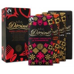 Divine Dark Collection - 4 Bars test