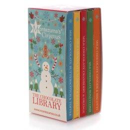 Montezumas Christmas Chocolate Library test