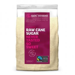 Equal Exchange Fairtrade & Organic Raw Cane Sugar