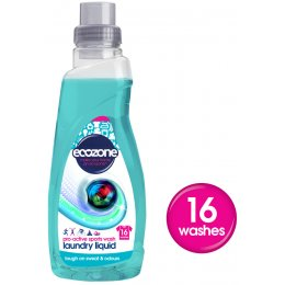 Ecozone Pro-Active Sports Wash - 16 Washes - 750ml