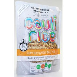 Cauli Rice - Lemongrass & Chilli 200g