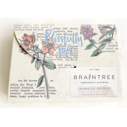 Braintree Ladies Bamboo Briefs Gift Box