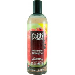 Faith In Nature Shampoo - Watermelon - 400ml
