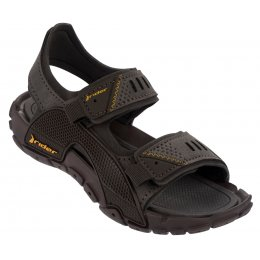 Rider Mens Tender VIII Sandals - Brown