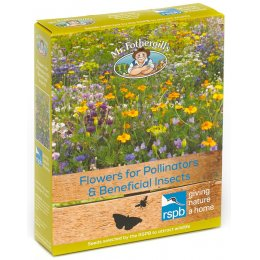Mr Fothergills RSPB Seed Mix - Flowers for Pollinators and Beneficial Insects