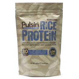 Pulsin Unsweetened Rice Protein Powder - 250g