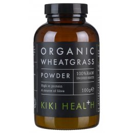 Kiki Health Organic Wheatgrass Powder - 100g