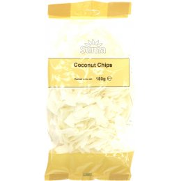 Suma Wholefoods Coconut Chips - 150g