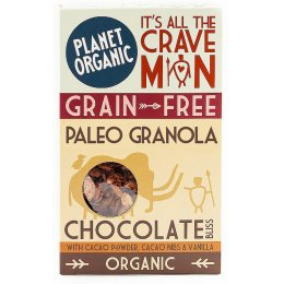 Planet Organic Paleo Chocolate Bliss Granola 350g