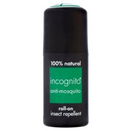 Incognito Anti-Mosquito Roll-On Insect Repellent - 50ml