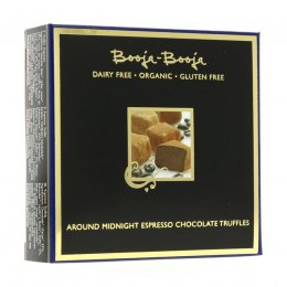 Booja Booja Around Midnight Espresso Truffles - 104g