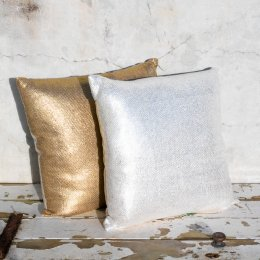 Saint-Malo Large Cushion Cover - Gold
