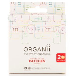Organii Organic Cotton Patches - 20s Kids