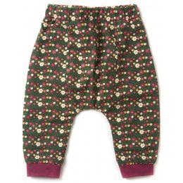 Woodland Flower Jelly Bean Joggers