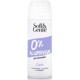 Soft & Gentle Aluminium-Free Deodorant - Care - 150ml