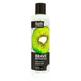 Faith In Nature Brave Botanicals Smooth Shine Shampoo - 250ml
