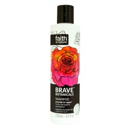 Faith In Nature Brave Botanicals Nourish & Repair Shampoo - 250ml