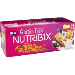 Nutribix Gluten Free Fortified Wholegrain Cereal - 375g