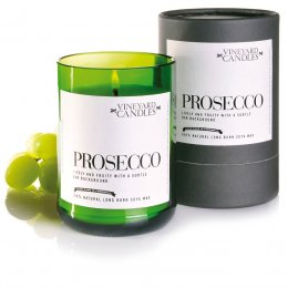 Vineyard Candles Soy Wax Scented Candle - Prosecco