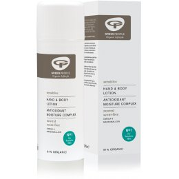 Green People Organic Scent Free Hand & Body Lotion - 150ml