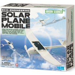 Green Science Solar Plane Mobile