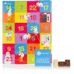 Montezumas Organic Milk & White Chocolate Advent Calendar - 144g