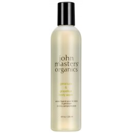 John Masters Organics Geranium & Grapefruit Body Wash - 236ml