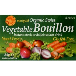 Marigold Yeast Free Bouillon Stock Cube 84g test