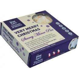 Foods Of Athenry Very Fruity Free From Mince Pies - 280g