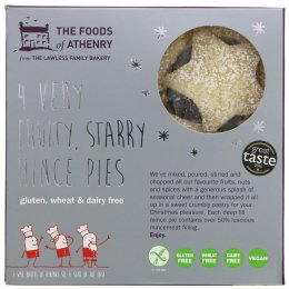 Foods Of Athenry Very Fruity Mince Pies - 280g