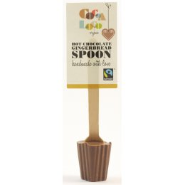 Cocoa Loco Gingerbread Hot Chocolate Spoon - 30g