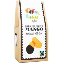Cocoa Loco Mango In Dark Chocolate - 110g