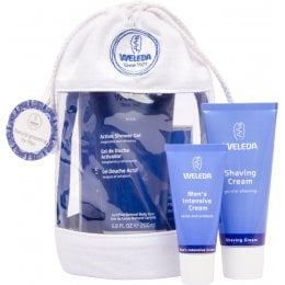 Weleda Mens Wash Bag Gift Set
