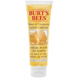 Burts Bees Hand Cream - Honey & Grapeseed - 74g