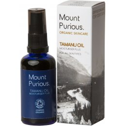 Mount Purious Tamanu Oil Moisturiser Plus - 50ml