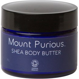 Mount Purious  Shea Body Butter Travel Size - 50g