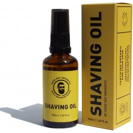 Good Day Organics Mens Shaving Oil - 50ml